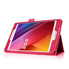 Luxury Slim Leather Flip Magnetic Smart Case Stand Cover For ASUS Zenpad Series