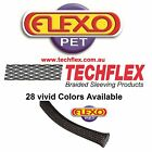 19.1mm x 3m Length - Techflex Flexo PET Expandable Braided Cable Sleeving