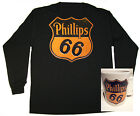 Vintage Rusty Phillips 66 Gas sign T shirt 11 oz Mug X MASS COMBO DEAL