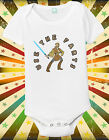 baby jedi t-shirt funny infant bodysuits star wars stormpooper boys newborn 6 12