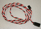 Twisted 1000mm Servo Lead Extention (Futaba) 22AWG