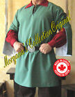 Medieval Celtic Noble Straight Long Sleeves Shirt Tunic