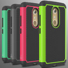 For ZTE Axon 7 Case Tough Protective Hard Hybrid Phone Cover