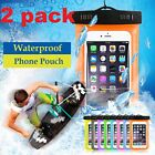 Waterproof Underwater Pouch Dry Bag Pack Dry Case For iPhone 6 /...