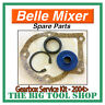 More images of SERVICE KIT BELLE MIXER GEARBOX OCT 04 ONWARDS *1ST CLASS POST* OIL SEAL GASKET