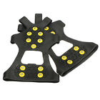 Over Shoe Studded Snow Grips Grips Anti Slip Snow Shoes Crampons Cleats CP