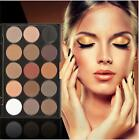 15 Colors Eyeshadow Palette Eye Shadow Smokey Eye Neutral Nude Make Up UK Stock