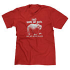 FACT: BEARS EAT BEETS BATTLESTAR GALACTICA THE OFFICE FUNNY PARODY T-SHIRT TEE