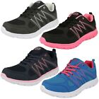 Unisex Air Tech Casual Lace Up Trainers - Sabre