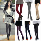 4 Colors Fashion Women Sexy Thick Warm Stockings Socks Pantyhose Tights