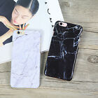 New Granite Marble Texture Pattern Phone Back Hard Case for iPhone 6/6S Novelty