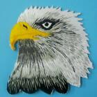 Eagle Bird Airforce Army Fly Iron on Sew Patch Applique Badge Embroidered Biker