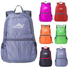 Outdoor Waterproof Pack Hiking Camping Backpack Travel Bags Mountaineering New
