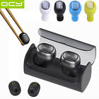 US QCY Q26 Wireless Headphone Earphones HIFI Stereo Mini Bluetooth 4.1 Earbuds