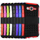 For Samsung Galaxy J7 2016 / J710 Case Rugged Armor Protective Kickstand Cover