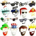 Sunstache Moustache Sunglasses (Choose Your Style) Shades Costume Accessory