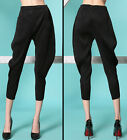 New Summer Women's Loose Pencil Feet Pant High-Grade Solid Casual Pants Fashion
