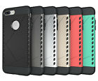Slim Armor Soft Rubber Matte Hard Protective Cover Case for Apple iPhone 7 Plus