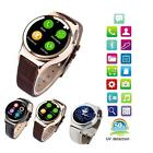 S3 Bluetooth Smart Watch MTK2502 Smartwatch Heart Rate Monitor For Android IOS