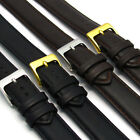 Soft Leather Extra Long XL Watch Band Choice of colour 16mm 18mm 20mm 22mm D002