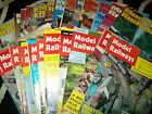 MODEL RAILWAYS MAGAZINE ~ 1975 - 1980 ~ £2.49 EACH