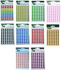 8mm Sticky Dot Labels Self Adhesive Stickers Circle Round Spot