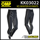 SALE! KK03022 OMP KS WINTER KARTING LONG PANTS BASE LAYER KART/BIKE/SKI/SNOW