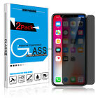 Anti-Spy Peeping Privacy Tempered Glass Screen Protector for iPhone 7 / 7 Plus