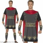 Mens Roman Gladiator Centurion Greek Soldier Fancy Dress Costume S M L XL