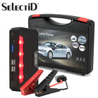 car compressor function - Multi-Function 12V 68800mAh Car Jump Starter USB Power Bank Rechargeable Battery