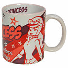 AUCTION PENELOPE PITSTOP MUG Cartoon Pink Princess Wacky Races Gift KITCHEN HOME