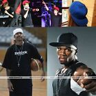 Mens Womens Unisex Blank Plain Snapback Hats Hip-hop Boy Baseball Cap