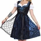 020. Dirndl Oktoberfest German Austrian Dress Sizes: 4.6.8.10.12.14.16.18.20.22