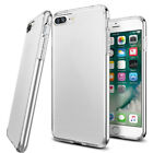 back cover for iphone 5 - For iPhone 7 6s 6 Plus SE 5s 5 Case Thin Crystal Clear Soft TPU Back Cover Skin
