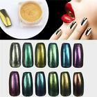 Manicure Shinning Mirror Powder  Nail Art Sequins Chrome Pigment Glitters 1Box S