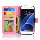 Shockproof Flip Wallet Leather Card Case Stand Cover For Samsung Galaxy S3 S4 S5