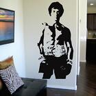 ROCKY BALBOA WALL ART DECAL STICKER CHOOSE FROM 21 DIFFERENT COLOURS AND 3 SIZES