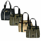 Tommy Hilfiger Purse Womens Shoulderbag North South Tote Jacquard Classic New