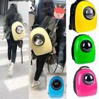 New Astronaut Pet Cat Dog Carrier Travel Bag Space Capsule Backpack Breathable S