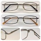 A54 Superb Quality Unisex Reading Glasses & Spring Hinges & Great Looking Design