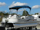 SUN TRACKER FISHING BARGE 21 SIGNATURE SERIES PONTOON