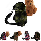 Pet Dog Bag Carrier Travel Shoulder Canvas Legs Out Front Puppy Cat Chest pack &