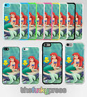 Disney Princess Fairytale iPhone 6 6s 7 Plus SE Hard Cover Case