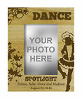 Engraved Wood Personalized Dance Spotlight Friends Picture Photo Frame With Name - Best Reviews Guide