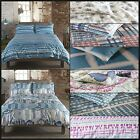 Brooks Modern Luxury 100% Quality Cotton Duvet Cover Quilt Bedding Sets