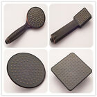 Bathroom Oil Rubbed Bronze Rainfall Shower Head ABS Top Head & Handheld Shower