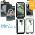 New! LifeProof Fre For Samsung Galaxy S6 WaterProof Phone Case - Colors
