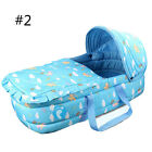 Hot Baby Moses Portable Infant Crib Bassinet Travel Car Safe Cradle Basket Bed