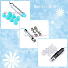 Hydra Dermabrasion Replacement Wand &Tips For Hydra Dermabrasion Peeling Machine