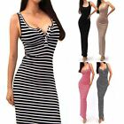 Sexy Ladies Womens Casual Long Summer Maxi Evening Party Cocktail Beach Dresses